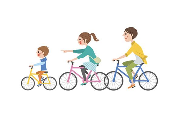 自転車保険加入のすすめ
